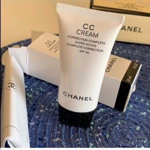 New sealed Chanel correction cream with SPF 50